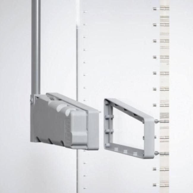 Cale d'épaisseur pour penderie escamotable LIFT 500 AMBOS