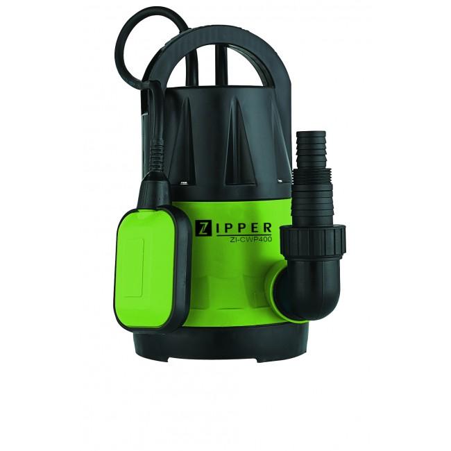 Pompe d'évacuation pour eaux claires - CWP400 ZIPPER