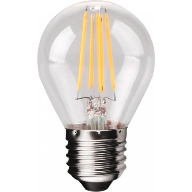Ampoule LED - 4W - E27 - KTC - à filament Kosnic