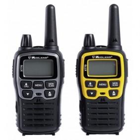 Pack 2 talkie-walkies XT70 MIDLAND