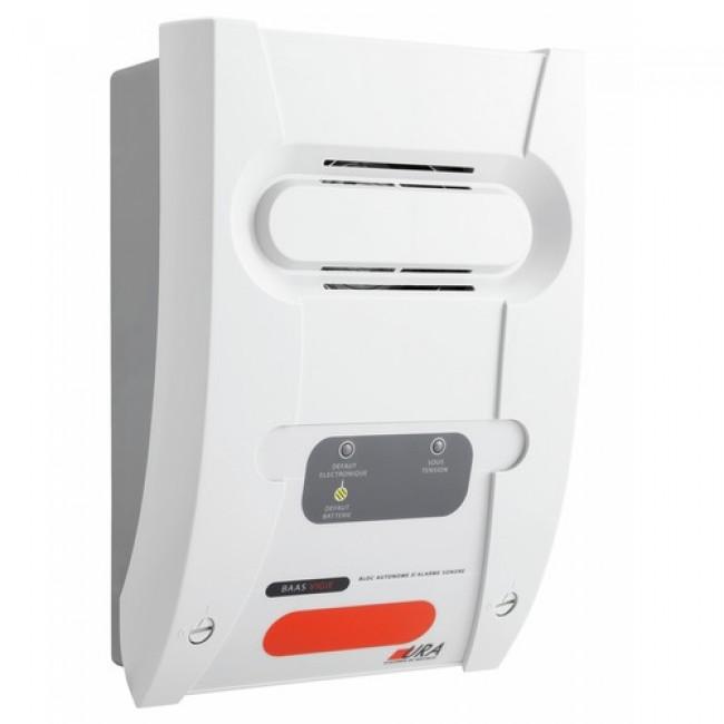 Tableau d'alarme sonore avec flash 230V URA
