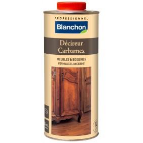 Décireur - décrassant - formule à l'ancienne - Carbamex BLANCHON