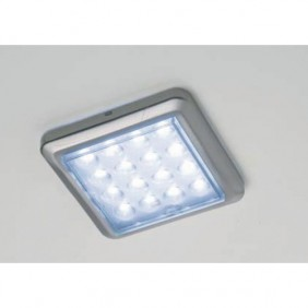 Kit 3 spots - encastré - luminaire LED - Sunny square HE L&S LIGHT