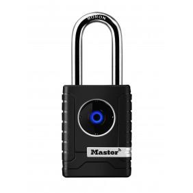 Cadenas connecté - Bluetooth - modèle 4401EURDLH - usage extérieur MASTERLOCK