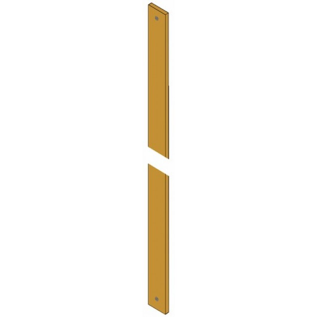 tringle pour serrure de volets composite 3 points cylindre europ en torbel bricozor. Black Bedroom Furniture Sets. Home Design Ideas