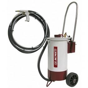 Aérogommeuse - sableuse pneumatique pro de précision - 10 litres Lacmé