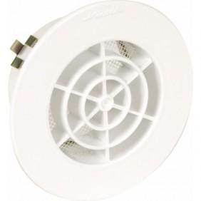 Grille de ventillation intérieure - raccordement sur tube pvc - GATM NICOLL