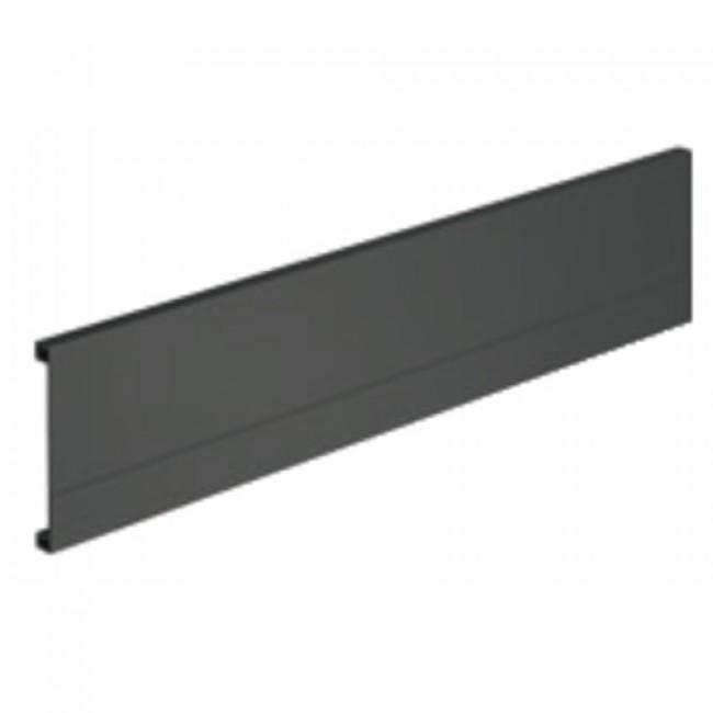 Façade pour tiroir à l'anglaise InnoTech Atira-hauteur 70 mm-anthracite HETTICH