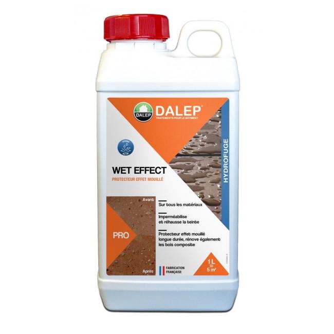 Hydrofuge protecteur – aspect effet mouillé – Wet Effect DALEP