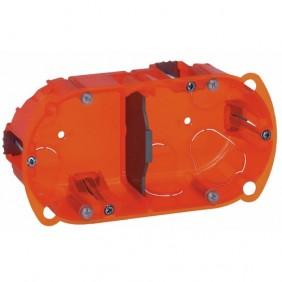 Boîte d'encastrement multimatériaux - profondeur 40 mm LEGRAND