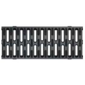 Caniveaux avec grilles passerelles - sans pentes - Hexaline 100 ACO PASSAVANT