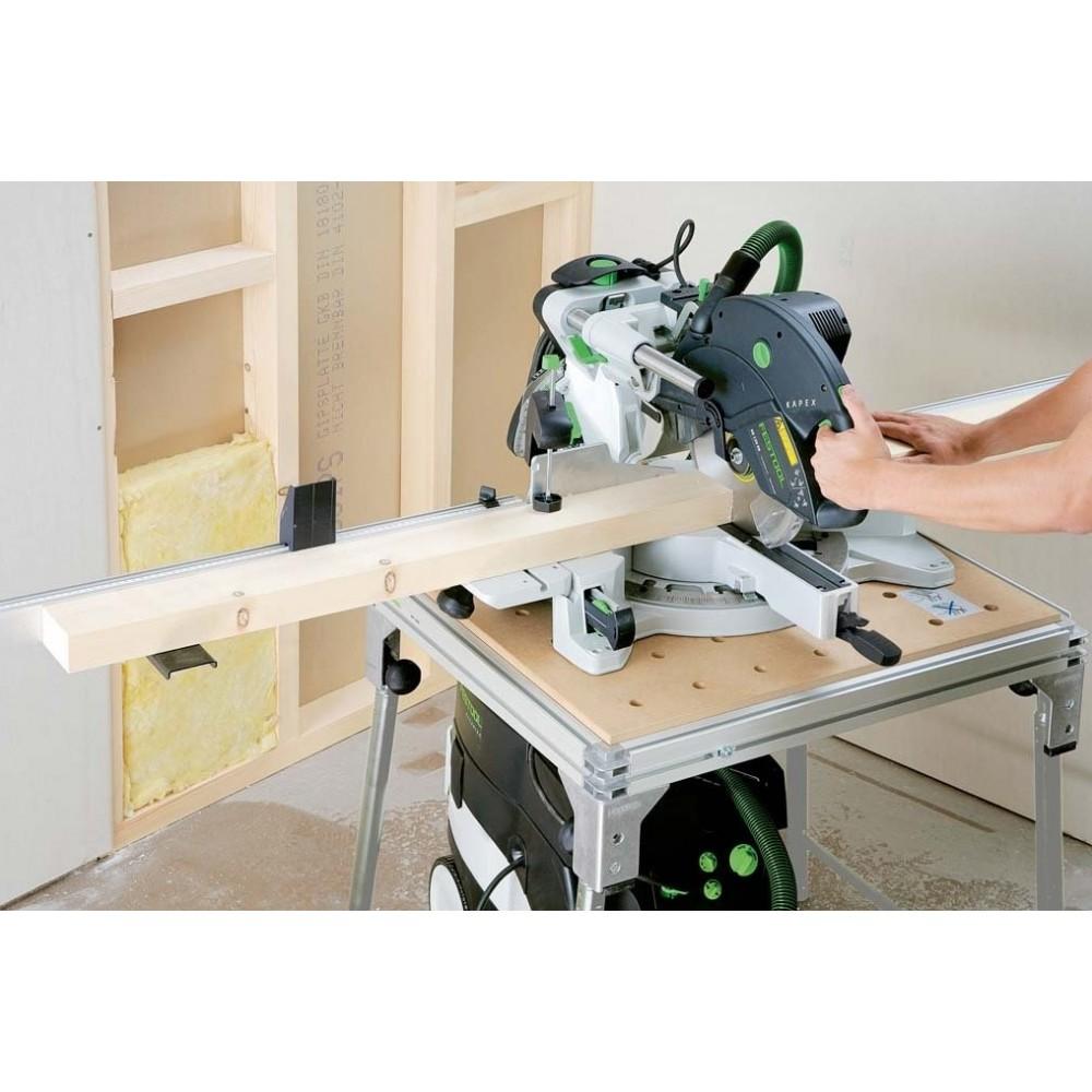 scie onglet radiale kapex ks 120 eb festool bricozor. Black Bedroom Furniture Sets. Home Design Ideas