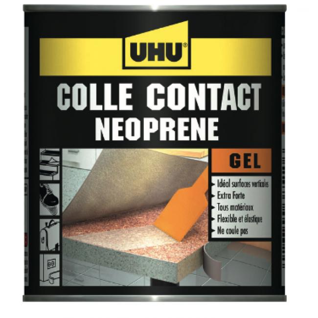 Colle Contact néoprène gel Uhu