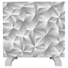 Radiateur décoratif design - 1000 W - Prisme CHEMIN' ARTE