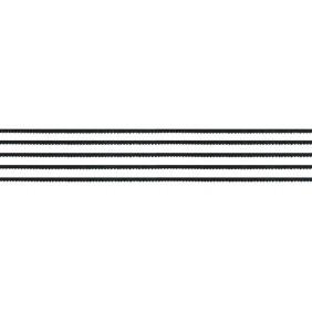 Lame 130mm pour scie électromagnétique 43700 - pour métaux - Jeu de 5 MAXICRAFT