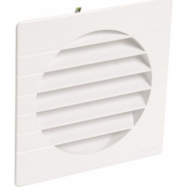 Grille de ventilation extérieure pour tubes et gaines - spéciale façade NICOLL