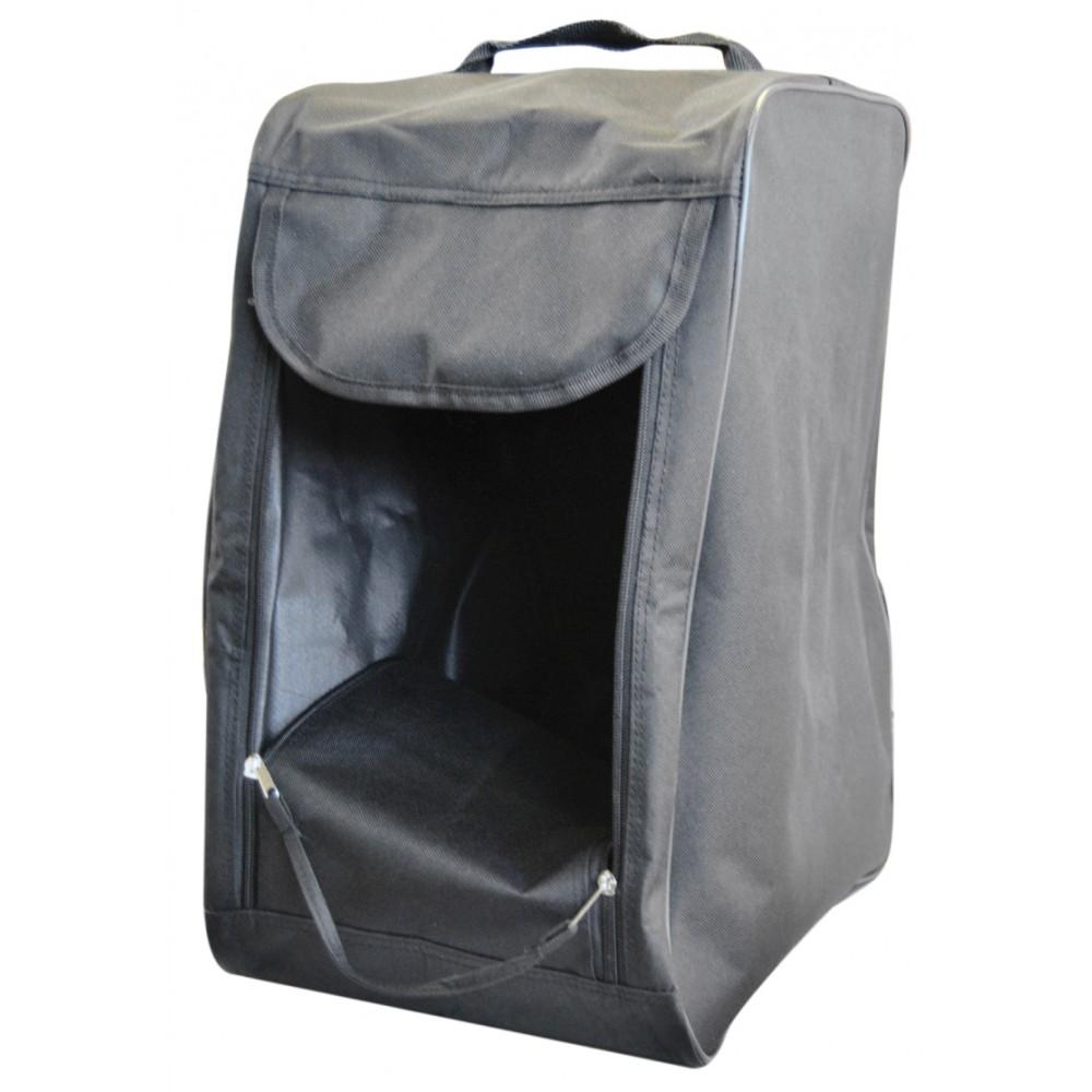 Bottes caoutchouc vertes Loire + sac de rangement BLACKFOX 11gYTinD5j