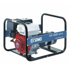 Groupe électrogène 4000 W monophasé SDMO HX4000 SDMO