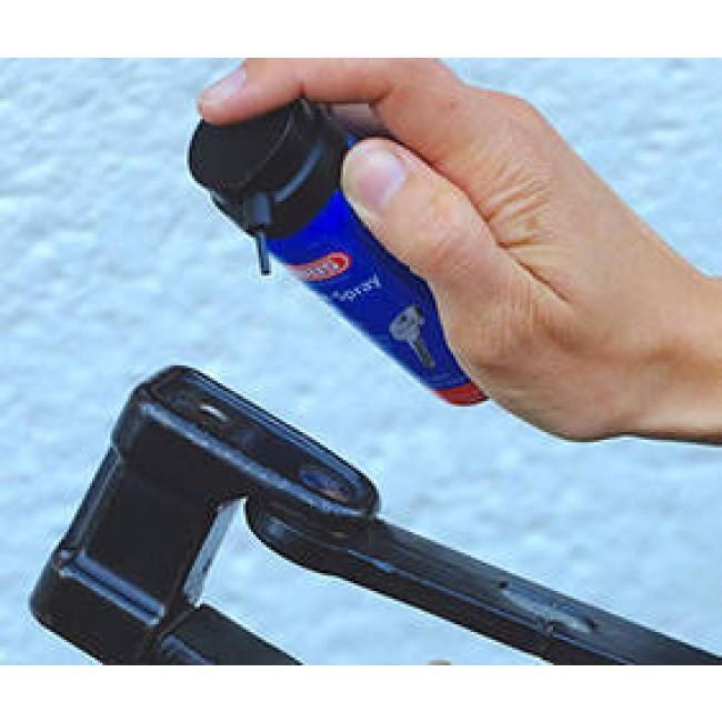 Spray lubrifiant et entretien - PS 88 - 50ml ABUS