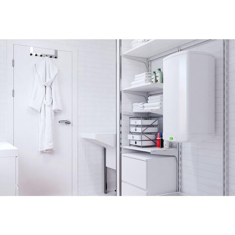 Chauffe eau digital et connect basse consommation st atite blanc 100l rointe bricozor - Consommation electrique chauffe eau ...
