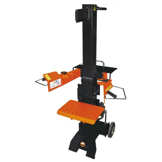 Fendeur de bûches vertical - 3000 watts - 8 tonnes - LOFEV081 LEMAN