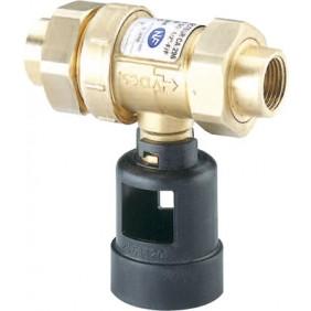 Disconnecteur hydraulique type CA - Femelle femelle 15x21 Socla