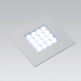 Kit 3 spots - encastrés - luminaire LED - Sunny HE.IN QQ L&S LIGHT