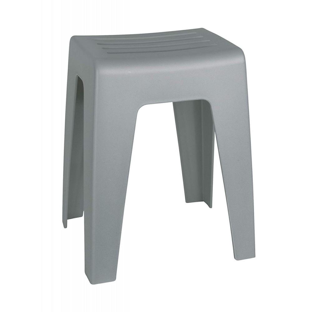 Tabouret pour salle de bain design moderne - Kumba - ABS WENKO sur Bricozor