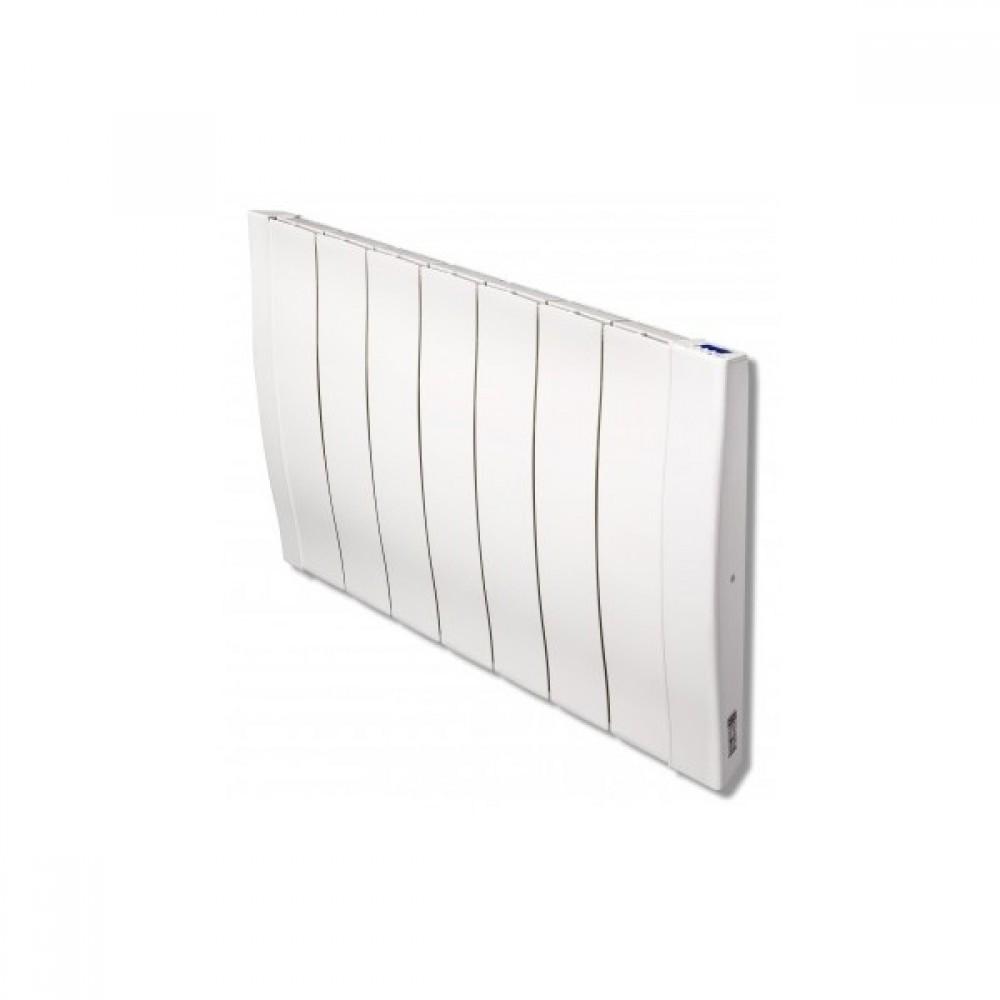 radiateur lectrique inertie s che horizontal 450w rcwave haverland bricozor. Black Bedroom Furniture Sets. Home Design Ideas