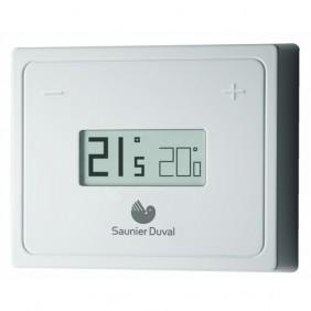 Thermostat d'ambiance programmable - connecté - Migo SAUNIER DUVAL