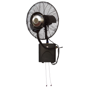 Ventilateur brumisateur - mural - haute performance O' FRESH