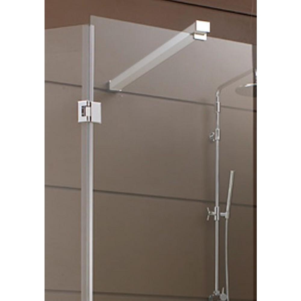 Barre de stabilisation murale avec pat re fixation sur - Barre de stabilisation pour paroi de douche ...