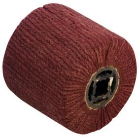 Brosse fibre synthètique pour rénovateur REX 120 C - polissage FARTOOLS