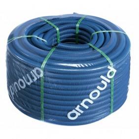 Gaine électrique ICTA courant fort avec tire-fils - 100m - Turbogliss Bleu ARNOULD
