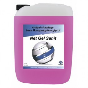 Antigel Net Gel Sanit - bidon de 20 litres PROGALVA