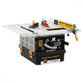 Scie sur table 1200W avec aspirateur intégré - EnergySaw-165ASP PEUGEOT