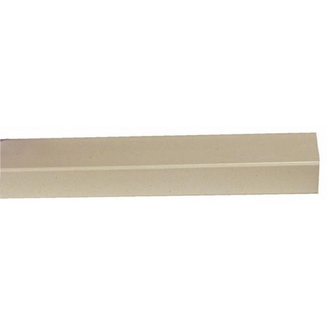 Cornière anti choc adhésive en PVC - longueur 3 m DINAC