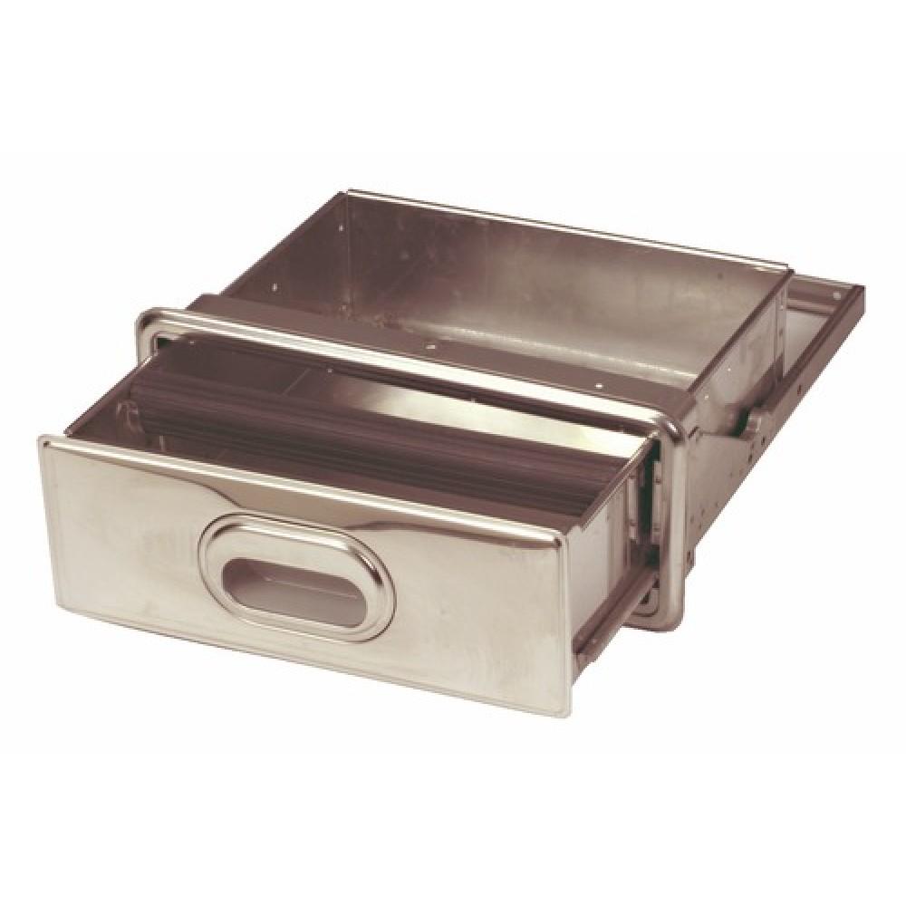 Tiroir pour marc caf 894 pour meuble r frig r s bricozor for Tiroir pour meuble