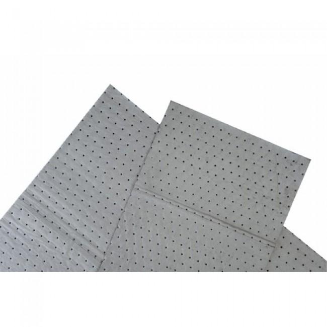 Feuilles absorbantes tous liquides - carton 100 feuilles SED