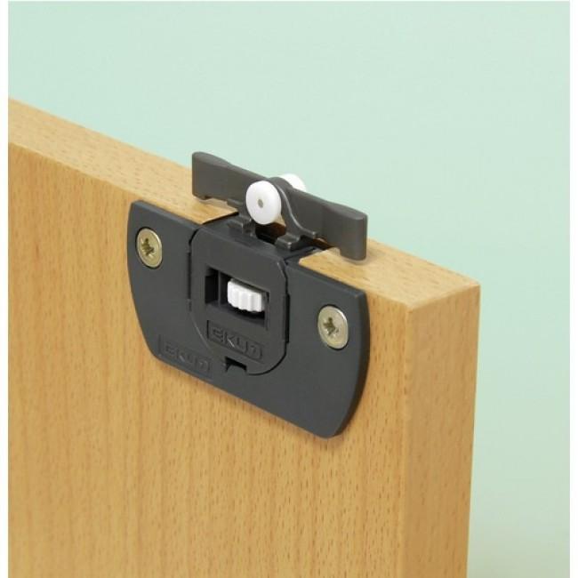 Système porte coulissante  Clipo 15H Inslide/Mixslide-vantail 15 kg EKU