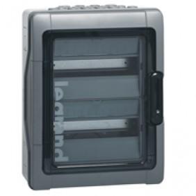 Coffret électrique étanche - 2x12 modules - 2 rangées - Plexo 3 LEGRAND