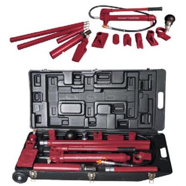 Kit de réparation de carrosserie de voiture - 38125 KRAFTWERK