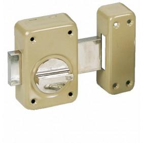 Verrou de haute sûreté - renforcé - cylindre breveté - Radialis VACHETTE
