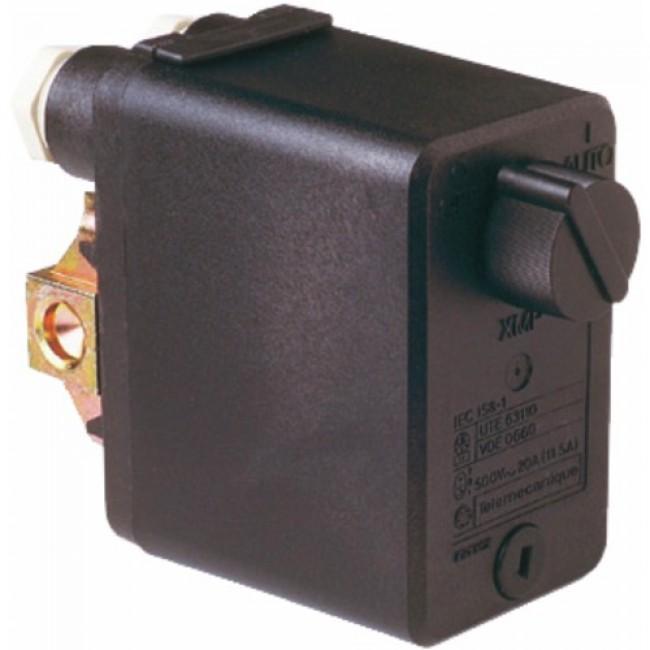 Contacteur manométrique - XMP 6/12 PM Bi-Tripolaire JETLY