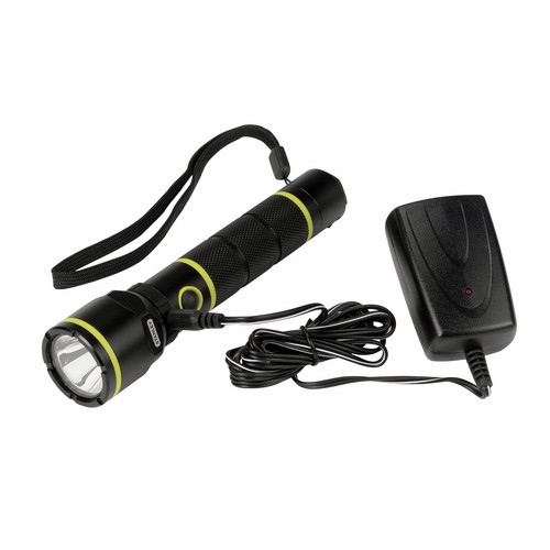 Lampe torche Performance rechargeable