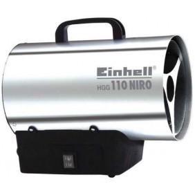Générateur d'air chaud au gaz 11kW HGG 110 Niro