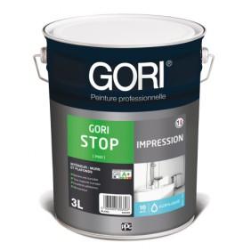 Peinture acrylique - murs et plafonds - anti-humidité - Goristop Gori
