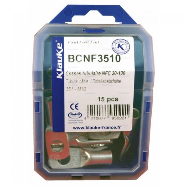 Cosse tubulaire - BCNF20-130 - Droite KLAUKE