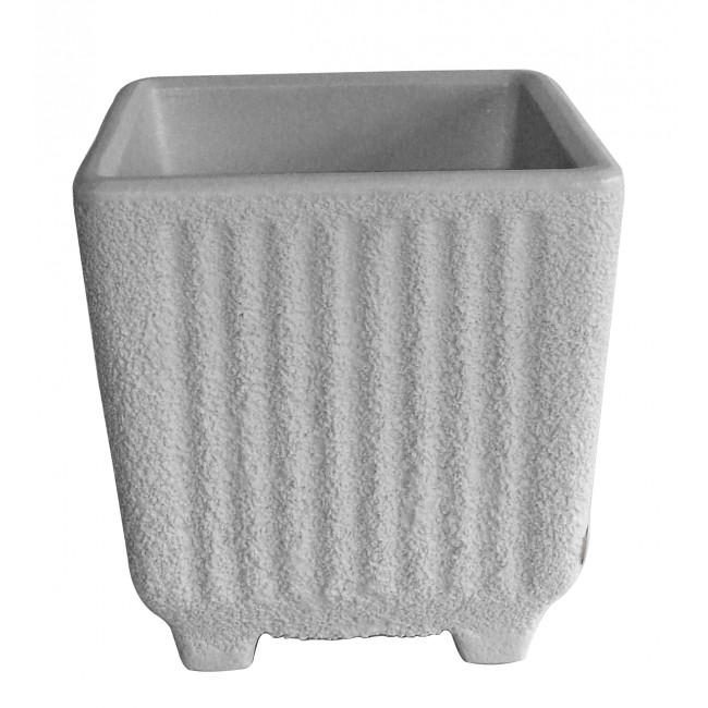 Bac carr avec r serve d 39 eau gris 21 litres sequoia 13780 eda plastiques bricozor - Bac a reserve d eau ...