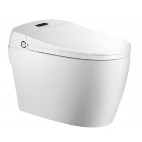 WC Monobloc Japonais - chauffant et design - Luxe Saphire TopToilet